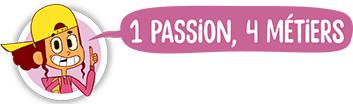 Passion métiers