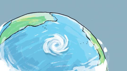D'où viennent les ouragans