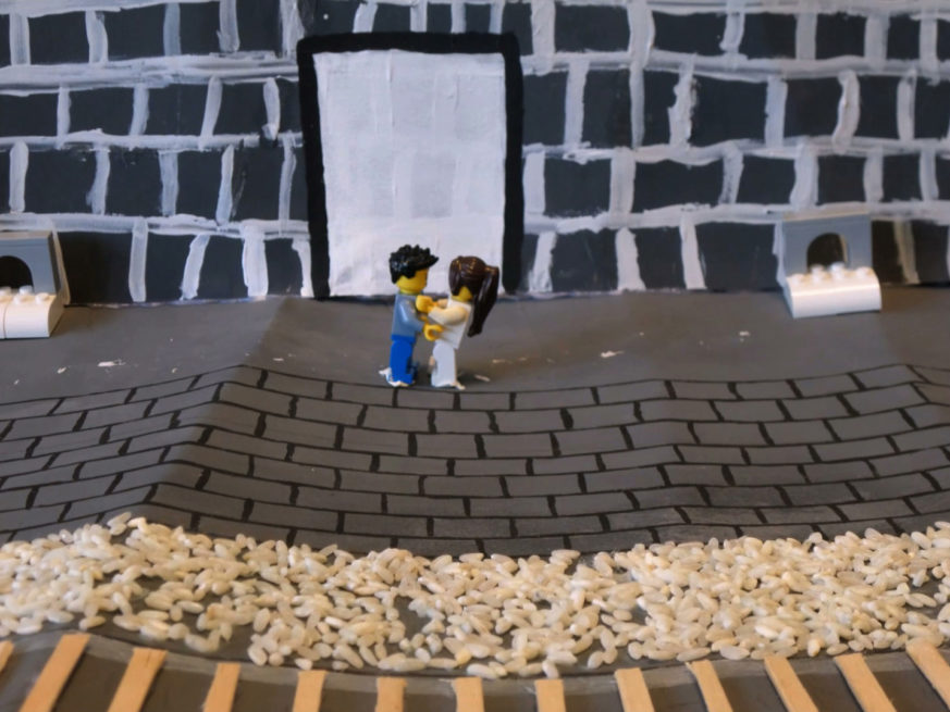 Film d'animation en Stop-Motion