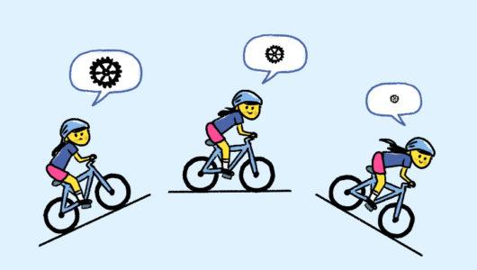 Comment marchent les vitesses d'un vélo ?