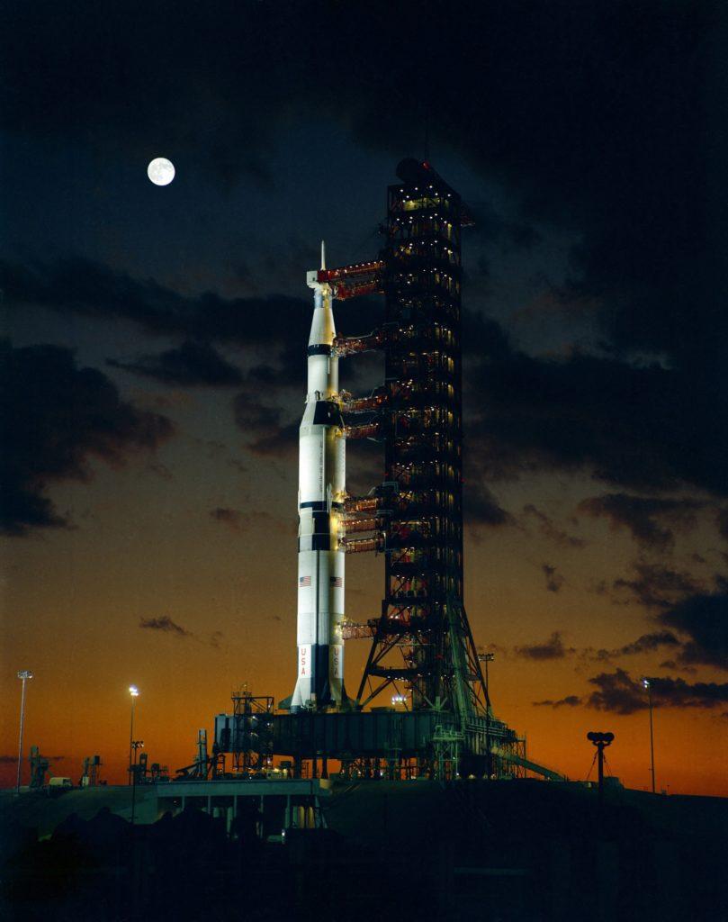 Le Lanceur Saturn V