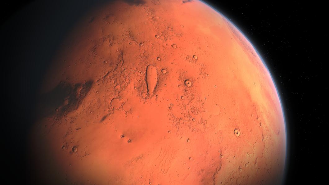 Mars, la panète rouge
