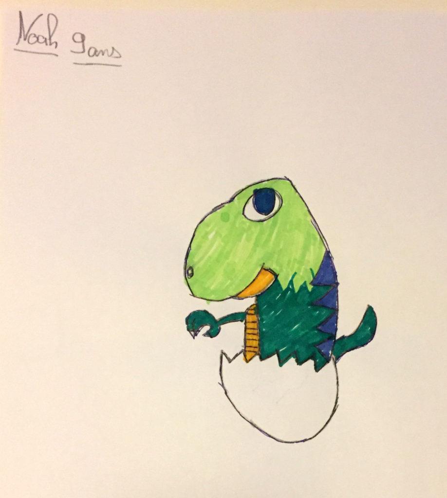 Noah 9 ans