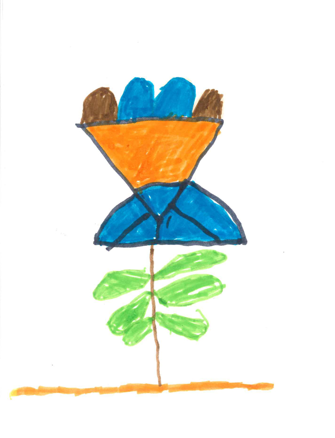 Aymeric, 8 ans