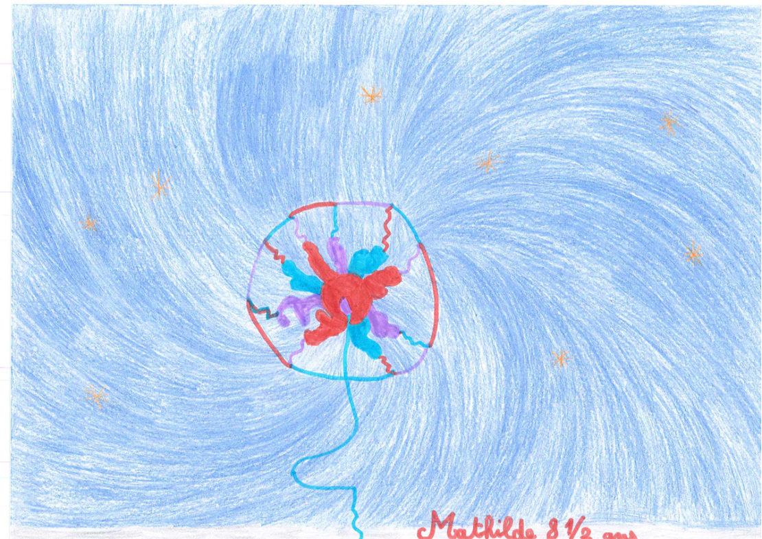 Mathilde, 8 ans