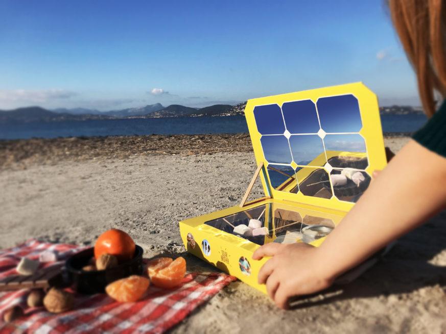 La dinette solaire SUNLAB