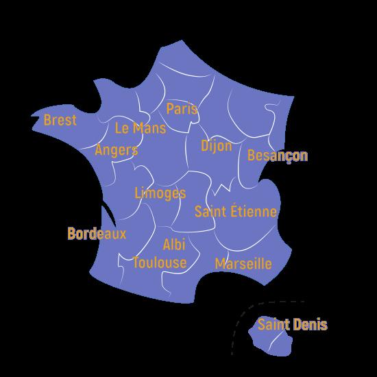 """Les 12 villes de France qui accueillent la """"Nuit des chercheur·e·s"""""""