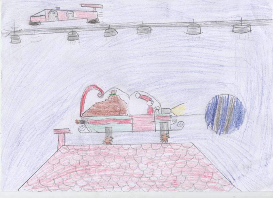 Louka, 11 ans