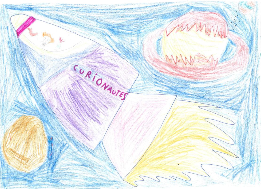 Mailou, 8 ans