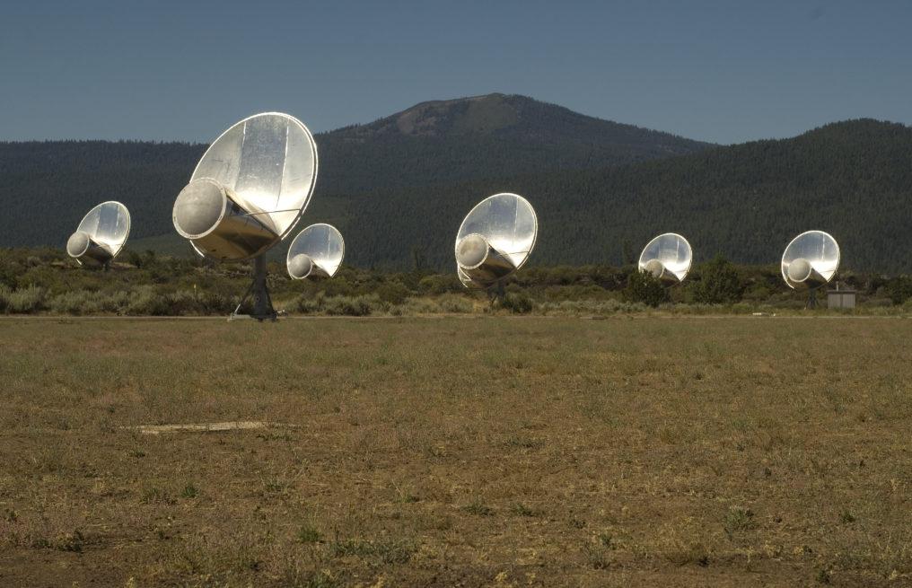 L'Allen Telescope Array