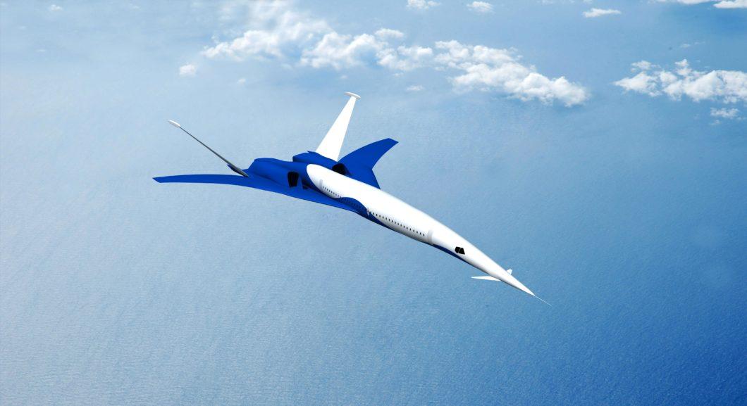 Icon II, avion plus écologique imaginé par Boeing.