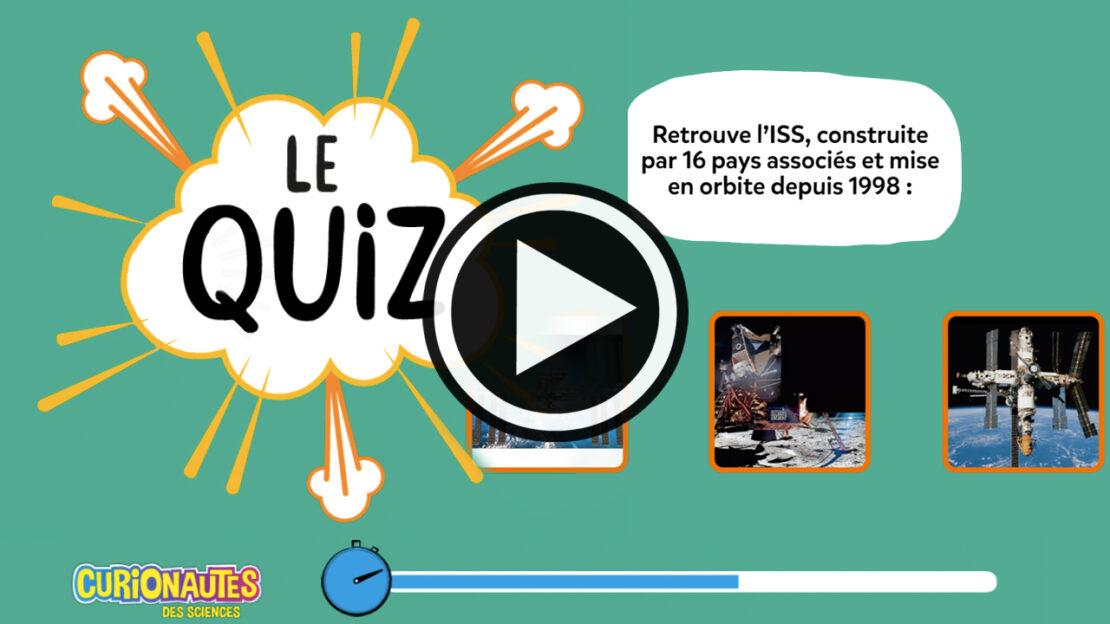 Quiz Curio : Teste tes connaissances sur l'espace - Curionautes magazine
